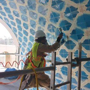 ceramic tile repair