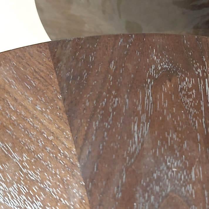 wood repair after