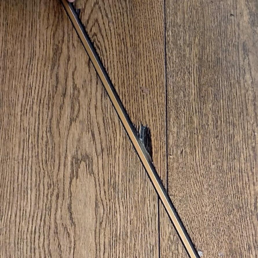 wood floor repair before