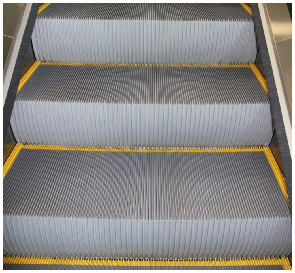 escalator deep clean after